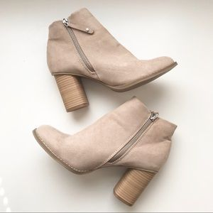 DV by Dolce Vita Emerson Heeled Booties - 5.5